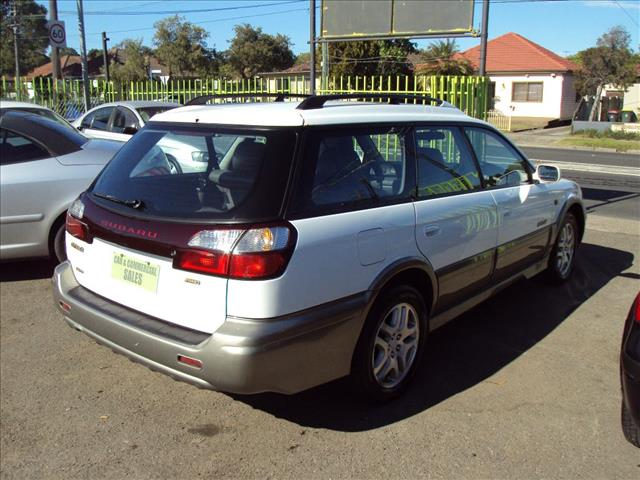 1999 SUBARU OUTBACK LIMITED MY99 4D WAGON