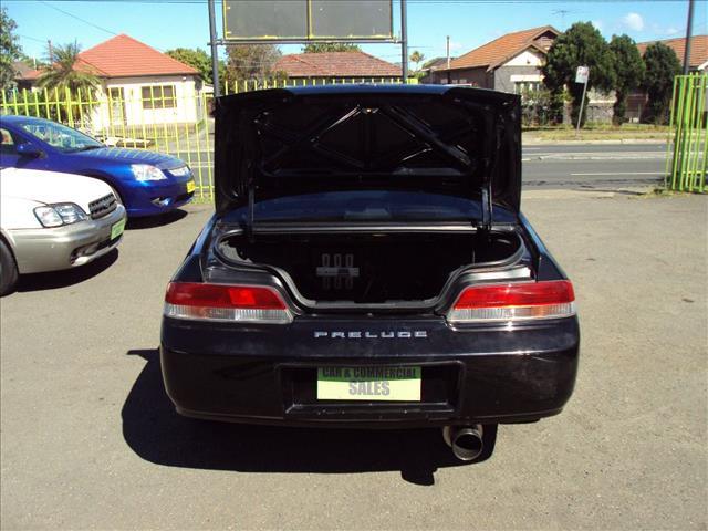 1998 HONDA PRELUDE VTI-R  2D COUPE