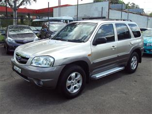 2004 MAZDA TRIBUTE TRAVELLER LIMITED  WAGON