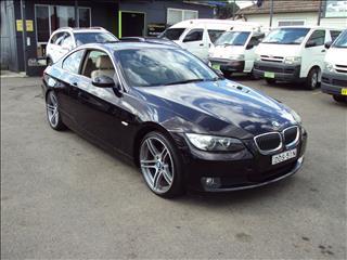 2009 BMW 323I  E92 MY09 2D COUPE