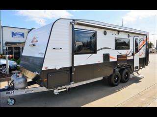 2015 Hitch Hika Limited Full Caravan #HH34