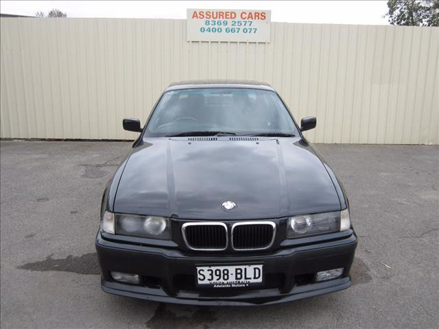 1998 BMW 3 18is SPORT E36 2D COUPE