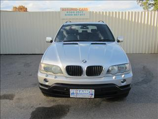 2003 BMW X5 3.0d E53 4D WAGON