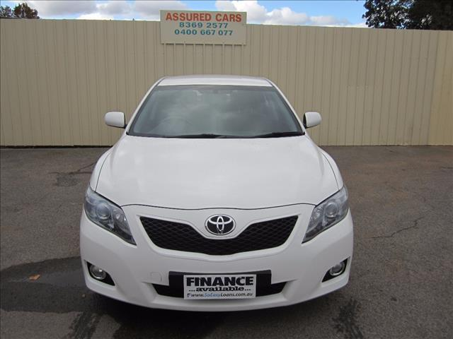 Used 2011 TOYOTA CAMRY TOURING SE ACV40R 09 UPGRADE 4D SEDAN for
