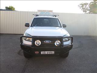 2009 FORD RANGER XL HI-RIDER (4x2) PK DUAL CAB P/UP