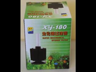 YXY2 Aquarium Super Biochemical Sponge Filter Small Great for Breeding Fish (reduced to clear, while stocks last)