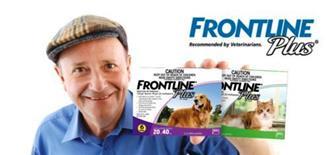 XWX2 Front Line Flea Treatments