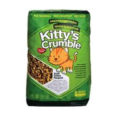 WXW2 Kitty Crumble cat Litter natural