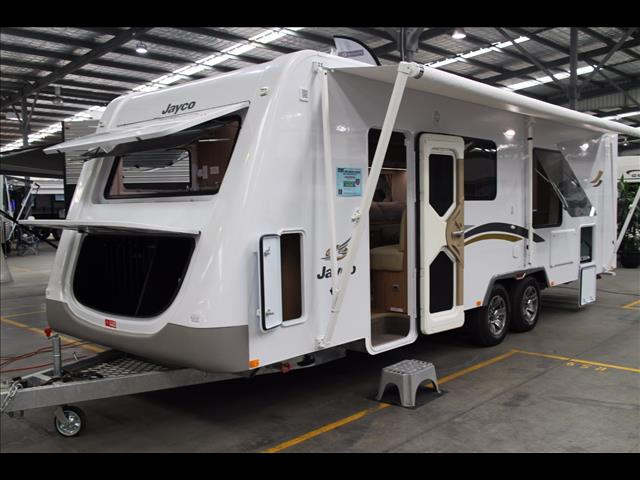 2013 Jayco Sterling slide out 24'