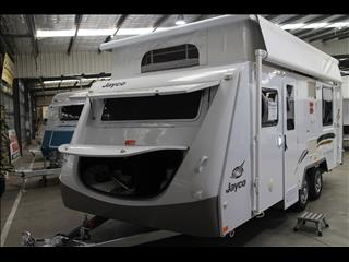 2013 17' JAYCO STERLING P/T