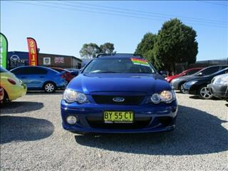 2003 Ford Falcon XR6T BA Sedan
