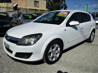 2006 Holden Astra CDX AH MY07 Hatchback