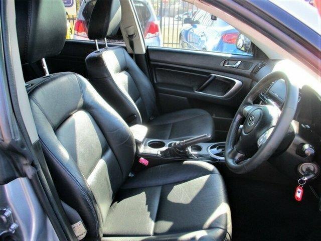 2008 Subaru Outback 2.5I Luxury Edition MY08 Wagon