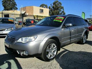 2008 Subaru Outback 2.5I Luxury Edition MY08 Wagon