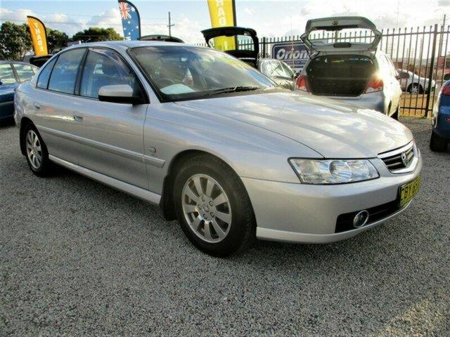 2003 Holden Berlina  VY II Sedan