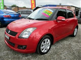 2009 Suzuki Swift RE.4 EZ MY07 Update Hatchback