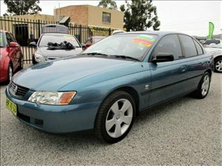 2003 Holden Commodore Executive VY II Sedan