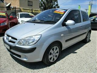2006 Hyundai Getz 1.4 TB Upgrade Hatchback