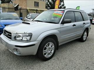 2004 Subaru Forester XT Luxury MY05 Wagon