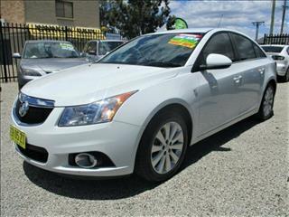 2012 Holden Cruze CDX JH MY12 Sedan