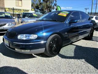 1999 Holden Statesman V6 WH Sedan