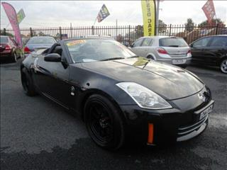 2006 Nissan 350Z Roadster Touring Z33 MY06 Upgrade Convertible