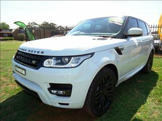 2014 Land Rover Range Rover Sport 3.0 TDV6 SE LW Wagon