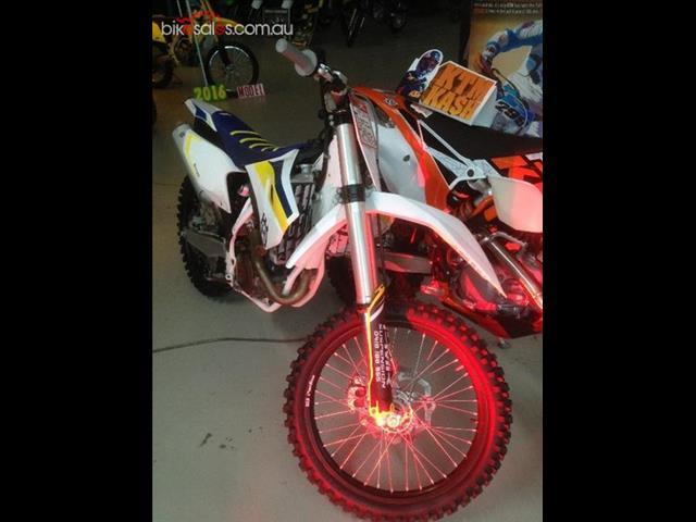 2015 HUSQVARNA FC250 250CC MY15 MOTOCROSS