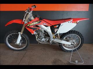 2005 HONDA CRF450R 450CC 5 MOTOCROSS
