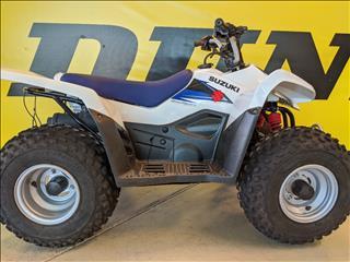 2014 SUZUKI LT-Z50 QUADSPORT 50CC L0 ATV