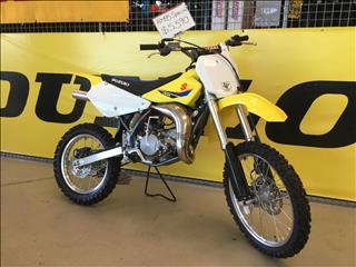 2019 SUZUKI RM85L 85CC L8 MOTOCROSS