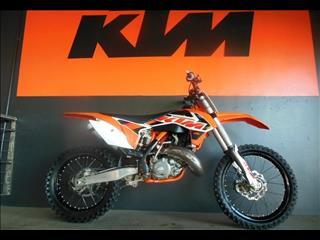 2015 KTM 125 SX 125CC MY15 MOTOCROSS