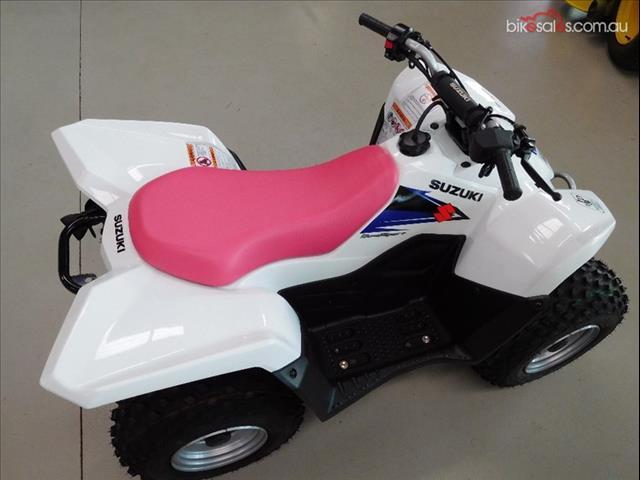 2015 SUZUKI LT-Z50 QUADSPORT 50CC L0 ATV