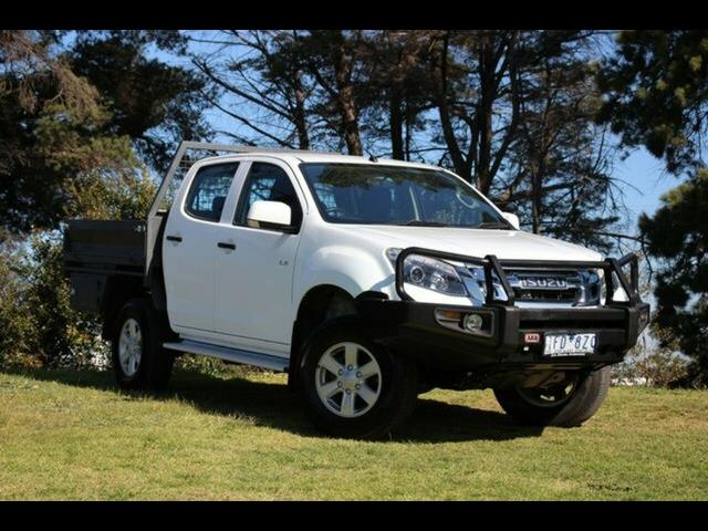 Used 2015 Isuzu D Max Ls M Crew Cab My15 Utility For Sale In Officer