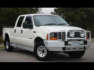 2003 FORD F250 XLT RN SUPER CAB P/UP