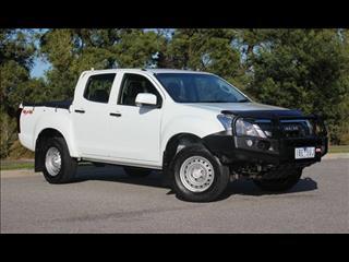 2014 ISUZU D-MAX SX HI-RIDE (4x4) TF MY14 CREW CAB UTILITY