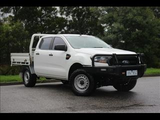 2015 FORD RANGER XL 3.2 (4x4) PX MKII C/CHAS