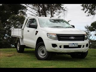 2015 FORD RANGER XL 2.2 HI-RIDER (4x2) PX SUPER CAB CHASSIS