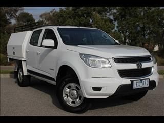2015 HOLDEN COLORADO LS (4x2) RG MY15 C/CHAS