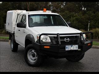 2008 MAZDA BT-50 B3000 FREESTYLE DX+ C/CHAS