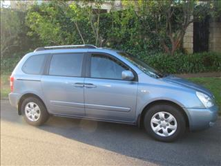2007 KIA GRAND CARNIVAL EX LUXURY VQ 4D WAGON