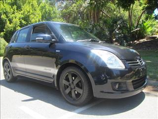 2009 SUZUKI SWIFT S EZ 07 UPDATE 5D HATCHBACK
