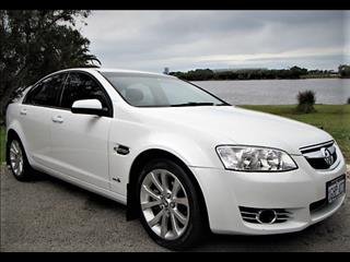 2011 HOLDEN COMMODORE EQUIPE VE II MY12 4D SEDAN