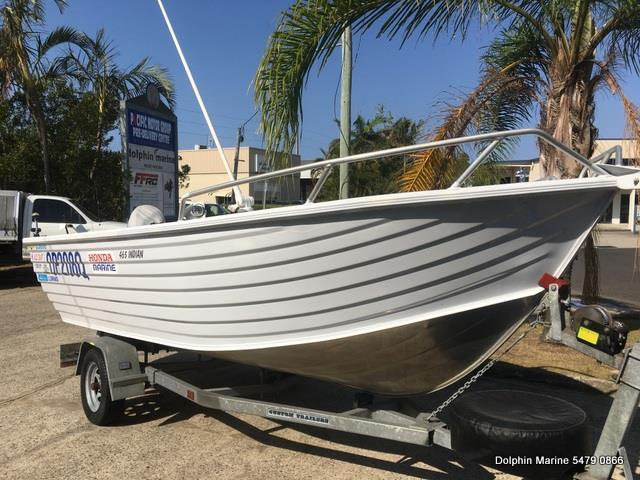 Ally Craft 465 Indian