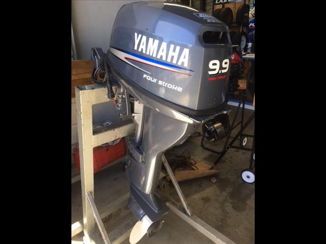 Yamaha FT9.9 hp XL outboard