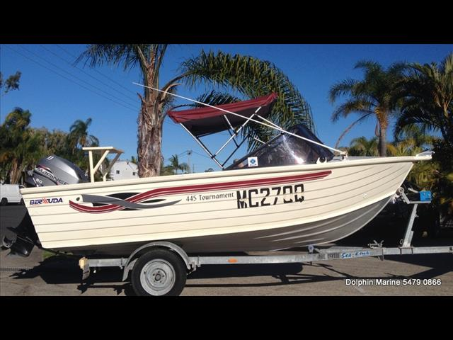 Bermuda 445 Tournament Runabout