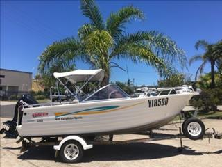 Stacer Easy Rider 480 Bow rider