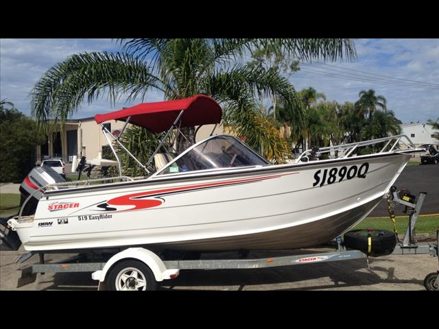 Stacer 519 Bow Rider