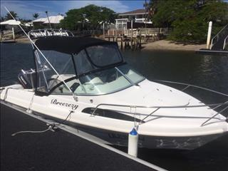 Haines Hunter 580 Breeze
