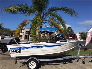 Stessco 420 DLX Skipper